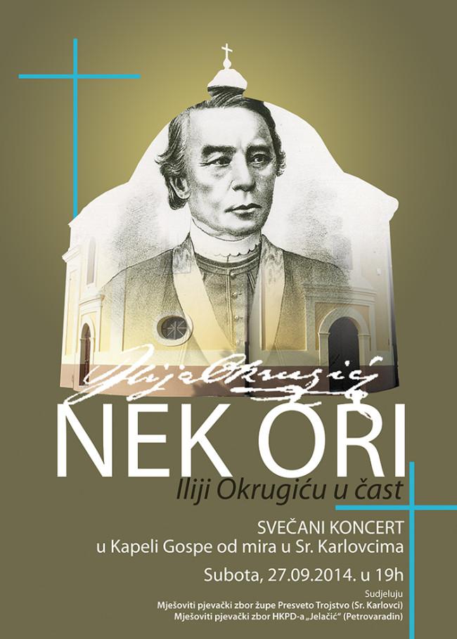 Nek ori Iliji Okrugiću u čast