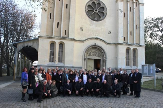 Slovaci - Evangelici u posjeti Tekijama