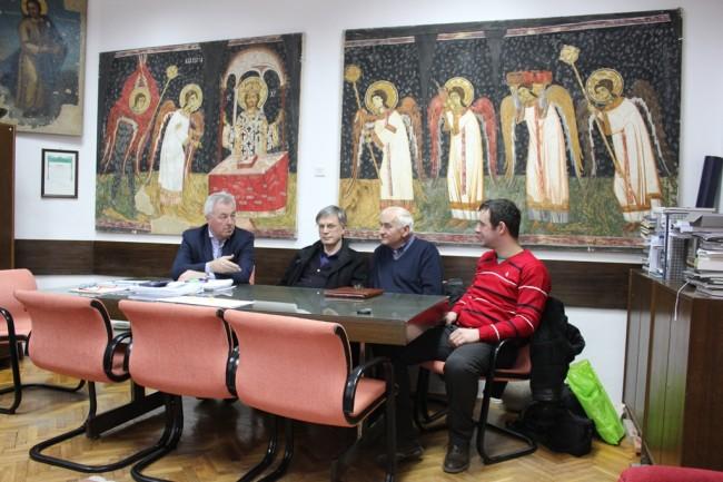O Tekijama i u Pokrajinskom zavodu za zaštitu spomenika kulture