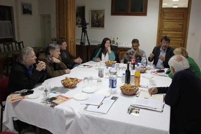 Prvo zasjedanje Organizacijskog odbora za proslavu Jubileja