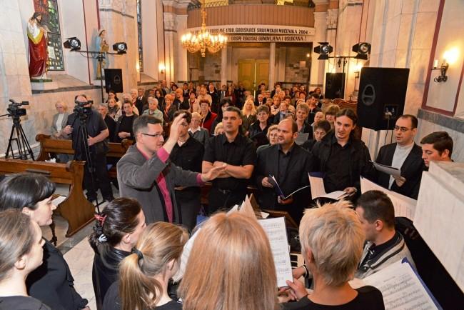 Koncert Marijanskih pjesama u znaku velikog jubileja