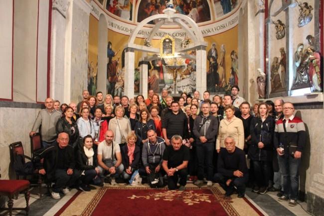 Grupa geografičara iz Slavonije